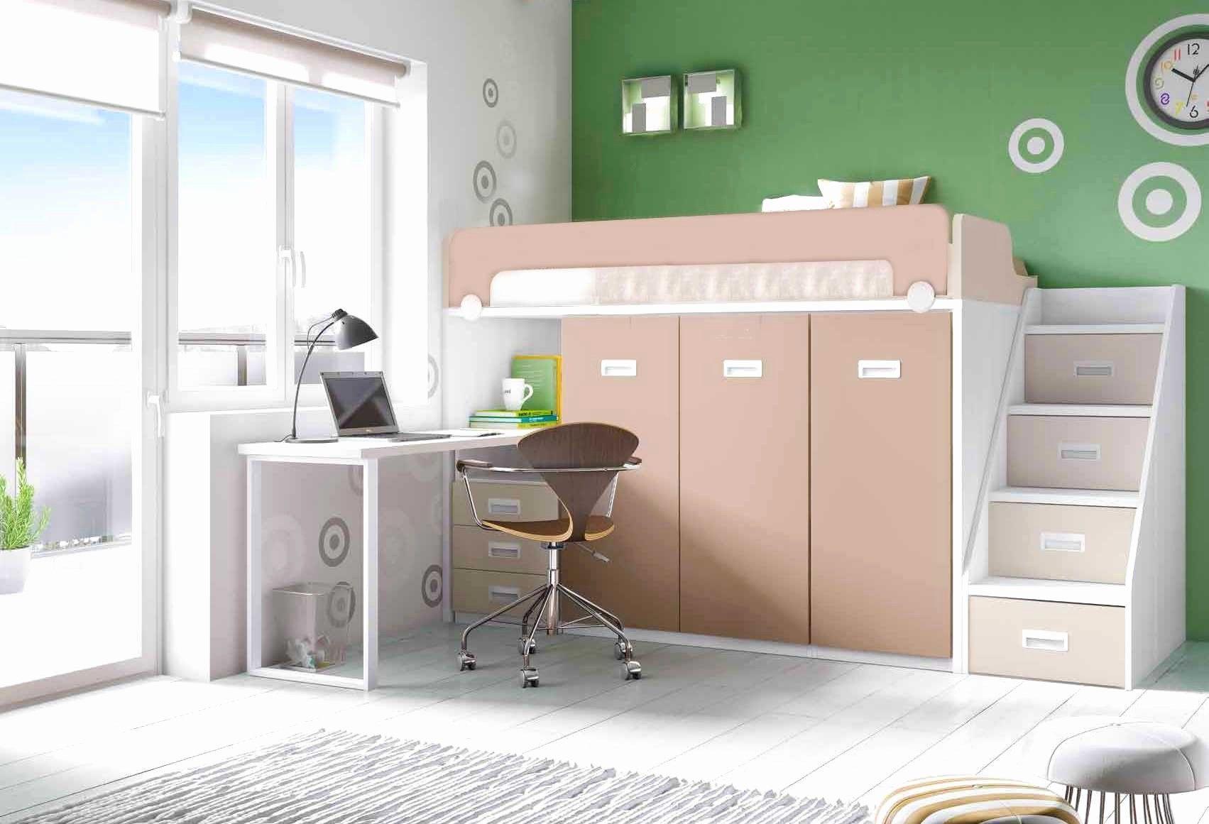 Lit Mezzanine 1 Place Avec Bureau Luxe Lit Mezzanine Armoire Elegant Lit Mezzanine 1 Place Conforama Unique