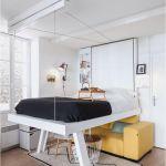 Lit Mezzanine 1 Place Avec Bureau Magnifique Lit Mezzanine 1 Place Avec Bureau Graphie Lit Mezzanine 140—190 Lit