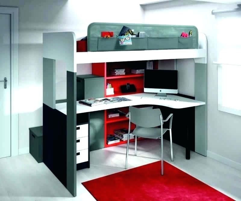 Lit Mezzanine 1 Place Belle Lit 2 Places Gain De Place Lit Mezzanine 2 Places Gain De Place
