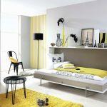 Lit Mezzanine 120 Élégant Intéressant Armoire Lit 160 Dans Lit Convertible 2 Places Ikea
