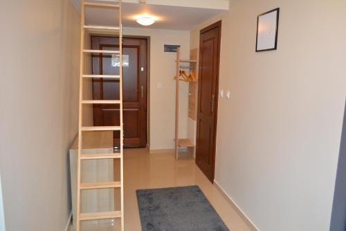 Lit Mezzanine 140×200 Douce Апартаменты Smart Apart Hotel Краков Бронирование отзывы фото