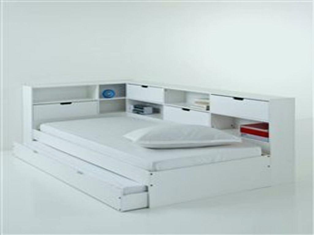 Lit Mezzanine 160×200 Agréable Lit Mezzanine Blanc Ikea top Lit Mezzanine Places Blanc Lit
