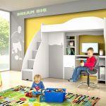Lit Mezzanine 2 Personnes Beau Mezzanine Lit 2 Places Nouveau Lit 2 Places Haut Lit Lit Mezzanine 2
