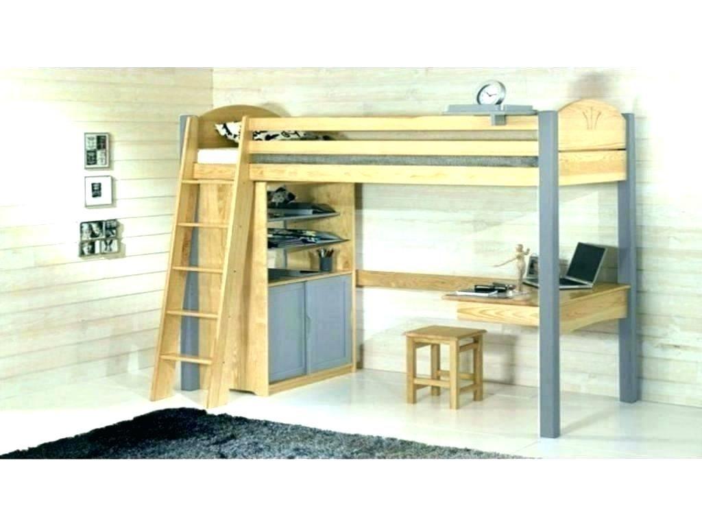 Lit Mezzanine 2 Places Adultes De Luxe Mezzanine Adulte Lit Mezzanine Pour Lit Mezzanine Pour Studio Lit