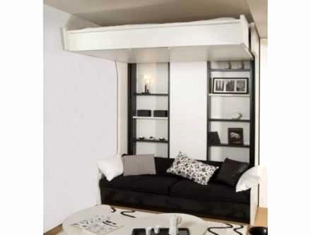 Lit Mezzanine 2 Places Bois Magnifique Lit Armoire 2 Places Luxe Lit Armoire 2 Places Lit 2 Place Belle Lit