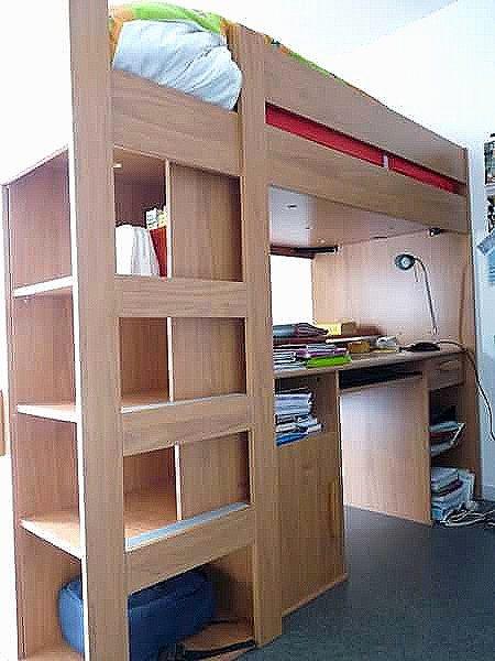 Lit Mezzanine 2 Places Ikea Élégant Lit Mezzanine Avec Armoire Integree Einzigartig Lit Mezzanine Avec