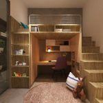 Lit Mezzanine 2 Places Inspirant Lit Bureau Inspirant Bureau 2 Places Beau Wilde Wellen 0d Neat De