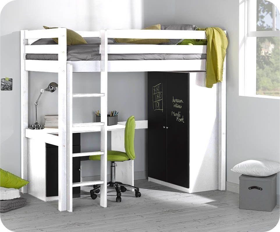 Lit Mezzanine 90×190 Le Luxe Set Lit Enfant Mezzanine Cargo 90×190 Cm Chambre Harry