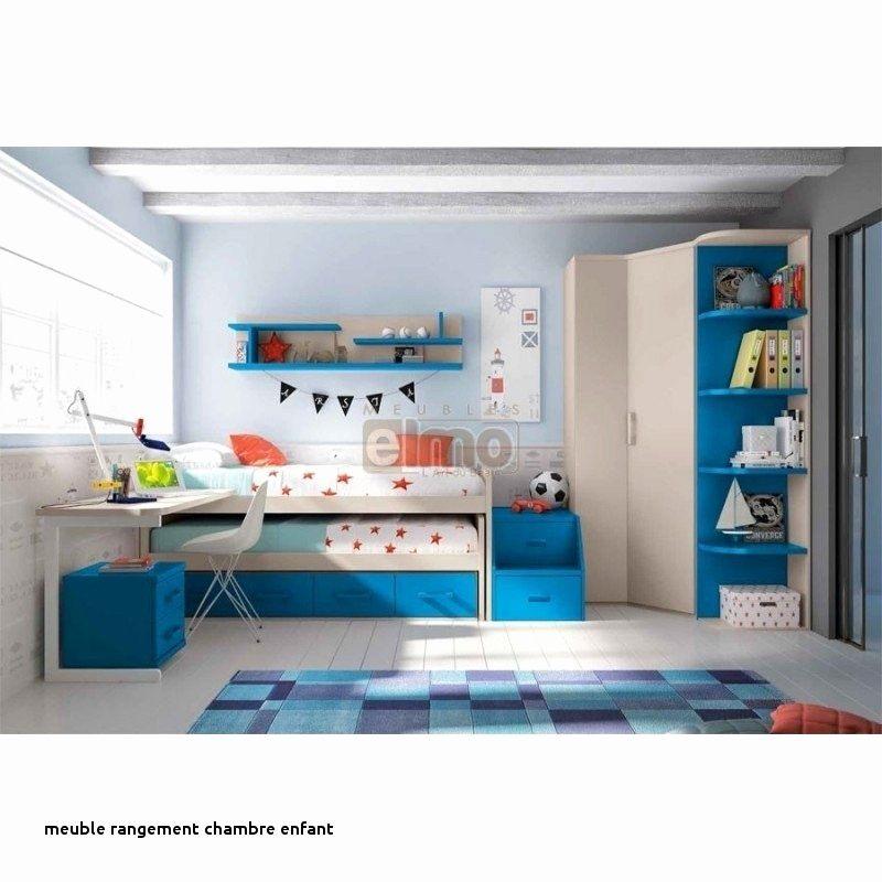 Lit Mezzanine 90×190 Magnifique Bureau Ado Avec Rangement Lit Bureau Enfant Bine 90—190 Cm