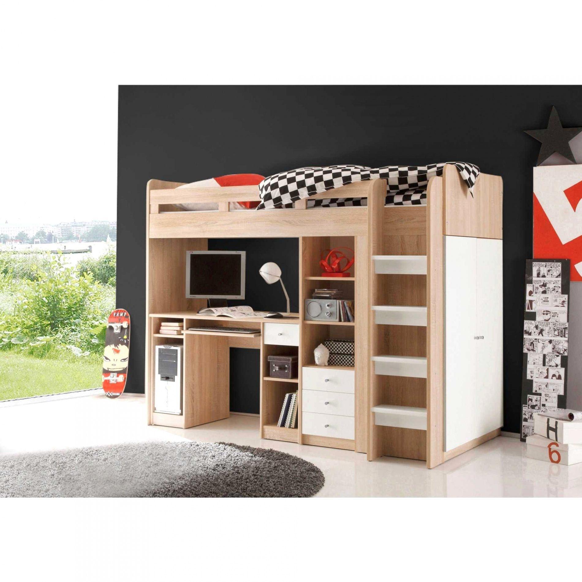 Lit Mezzanine Ado Ikea Frais Lit Ado 2 Places — Laguerredesmots