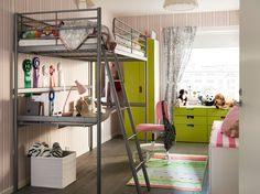 Lit Mezzanine Ado Ikea Unique 71 Meilleures Images Du Tableau La Chambre D Enfant Ikea En 2019