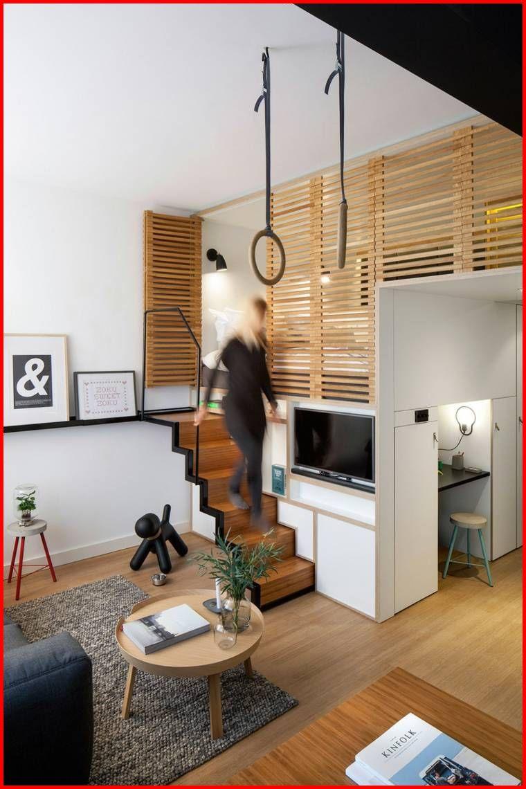 Lit Mezzanine Adulte 160×200 Élégant Lit Pour Studio Lit Mezzanine Adulte Et Aménagement De Petits