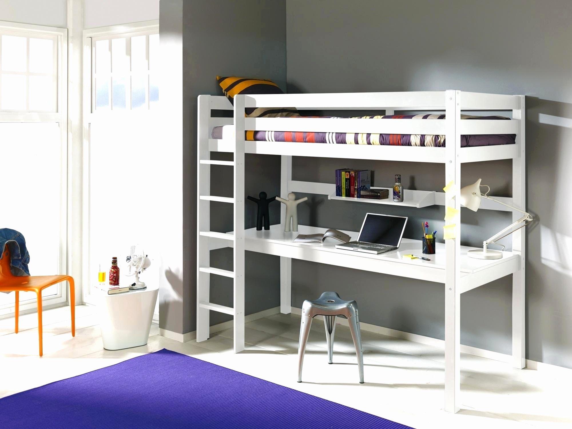 Lit Mezzanine Adulte 160×200 Le Luxe Chambre Mezzanine Adulte Nouveau Chambre Mezzanine Adulte Simple Lit