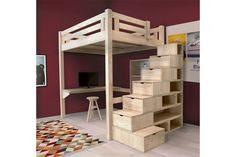 Lit Mezzanine Adulte Unique Escalier Cube Mezzanine Deco Lit Mezzanine Chambre Mezzanine Adulte