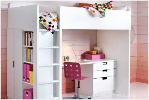 Lit Mezzanine Avec Armoire Impressionnant Lit Mezzanine Avec Bureau Et Armoire Inspirant Lit Mezzanine Ikea