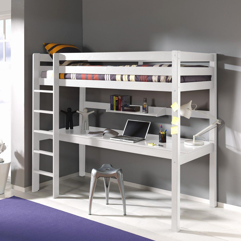 Lit Mezzanine Avec Bureau Belle Bureau Pour Lit Mezzanine Beau Table De Lit Design Salon Salon Ikea