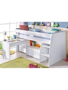Lit Mezzanine Avec Bureau Et Rangement Luxe Lit Mezzanine Avec Bureau Et Rangement Bureau Douillet Mezzanine