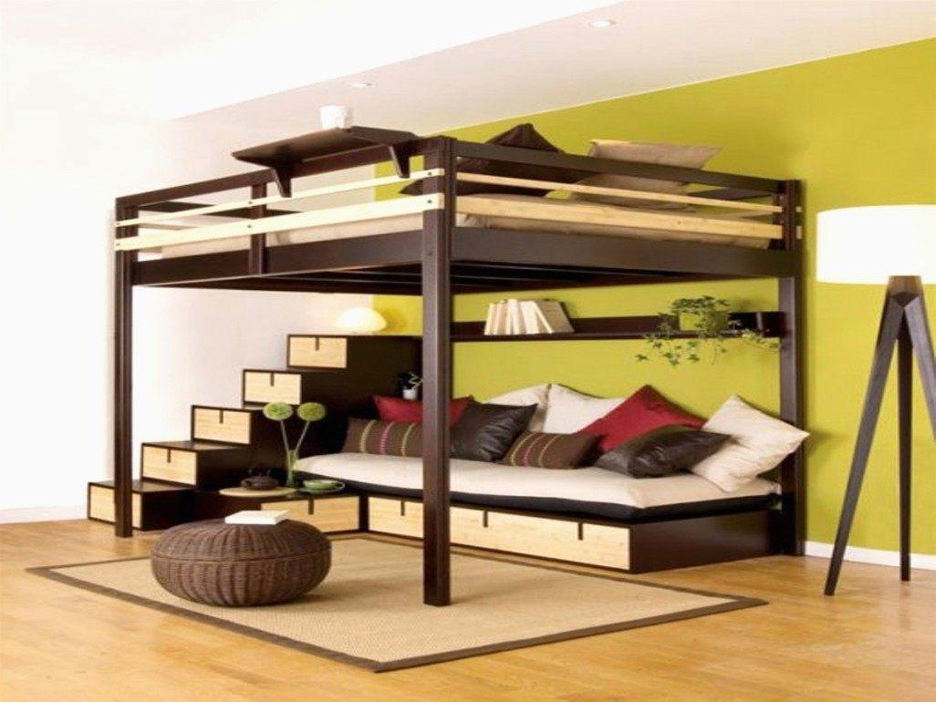 Lit Mezzanine Avec Bureau Intégré Conforama Bel Frais Lit Mezzanine Canapé – Intérieure Design Maison