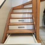 Lit Mezzanine Avec Escalier Beau Lit En Hauteur Avec Bureau Lovely Bureau sous Escalier Escalier Avec
