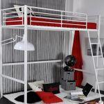 Lit Mezzanine Avec Escalier Frais Mezzanine Design Chambre Génial Lit En Mezzanine Luxe Rangement