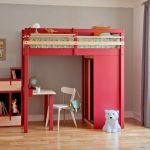 Lit Mezzanine Avec Escalier Meilleur De Armoire Lit Bureau Lit Armoire 2 Places Inspirant Wilde Wellen 0d
