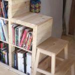 Lit Mezzanine Avec Escalier Unique Ides De Plan Pour Fabriquer Lit Mezzanine Galerie Dimages Fabriquer