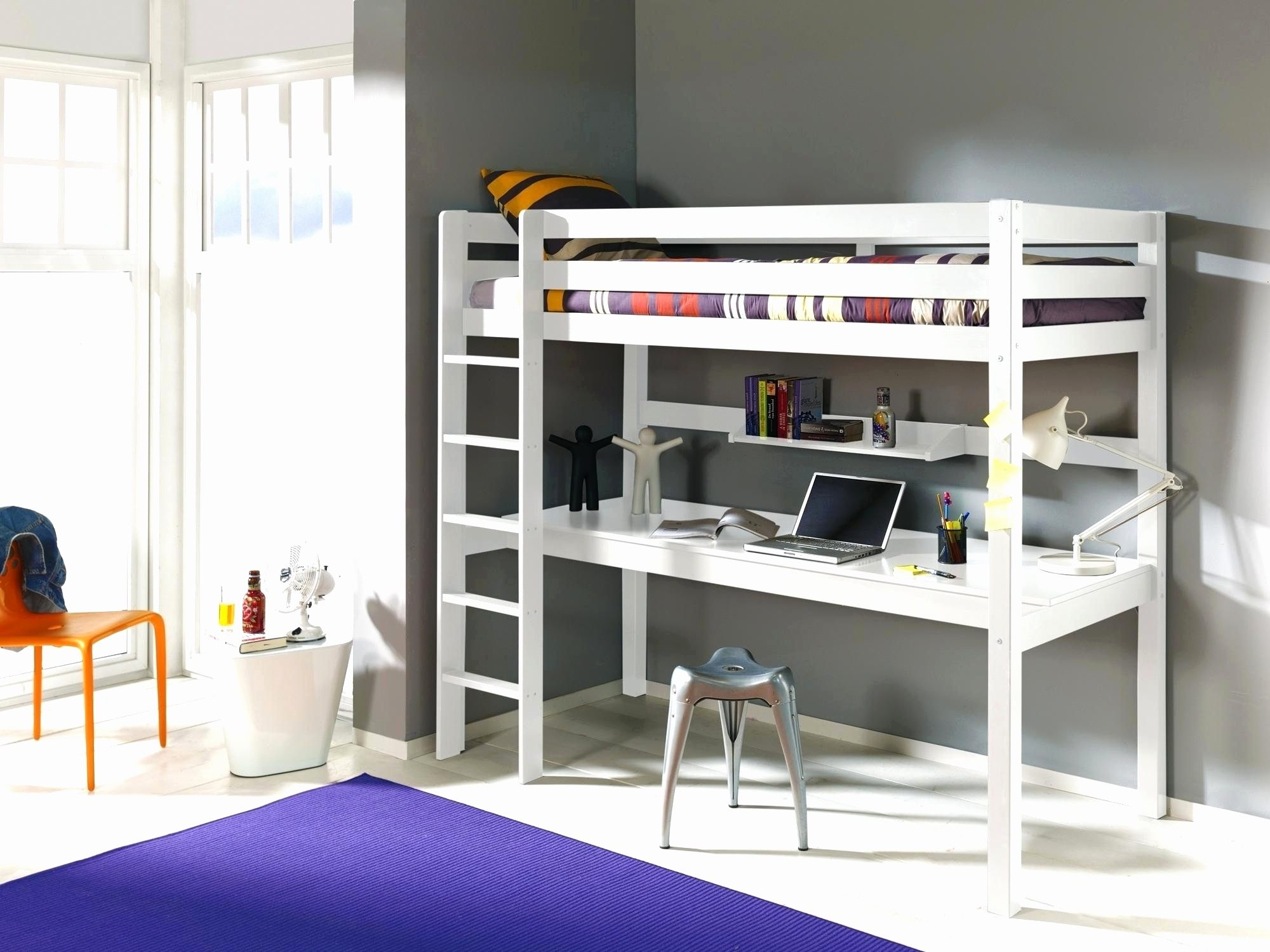 Lit Mezzanine Avec Rangement Inspiré Lit Mezzanine Haut Chambre Mezzanine Adulte Beau Mezzanine Salon 0d