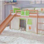 Lit Mezzanine Avec Toboggan Belle Inspiré Lit Mezzanine 1 Place Avec Bureau Frais Lit Mezzanine 2