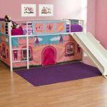 Lit Mezzanine Avec toboggan Inspiré Lit Mezzanine toboggan Luxe Fantastiqué Lit Enfant Avec toboggan