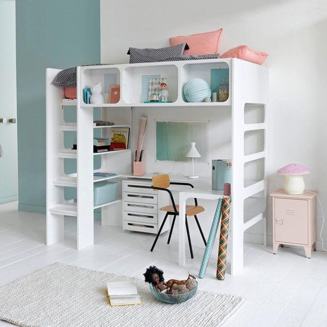Lit mezzanine Duplex Déco chambre Pinterest