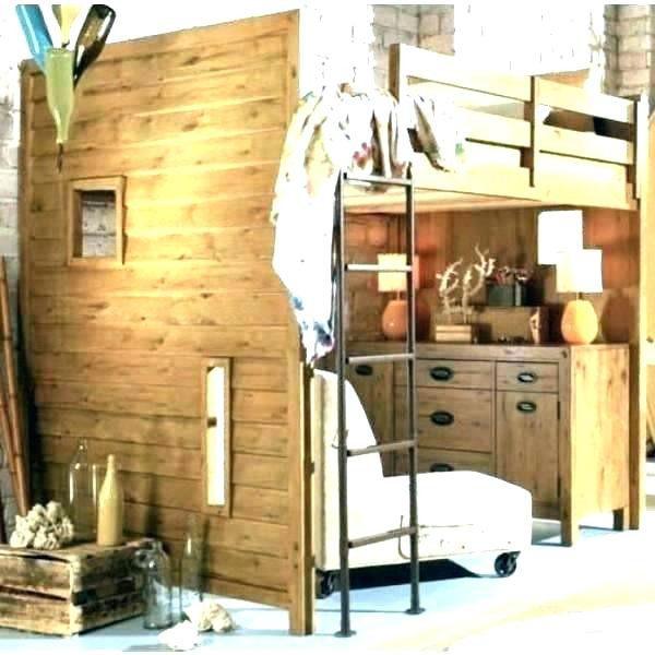 Lit Mezzanine Bois 2 Places Inspirant 35 Idées De Design Lit Mezzanine Bois Blanc 2 Places Meubles