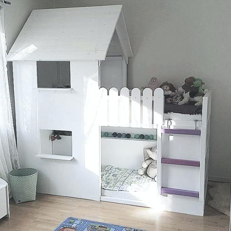 Lit Mezzanine Bois Blanc Charmant Lit Bois Massif Blanc 140×190 Blanc Et Design Bois Inspirant Bureau