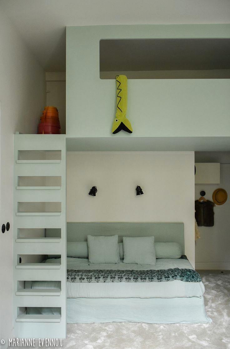 Meilleur De Lit Mezzanine Bureau Blanc – Intérieure Design Maison