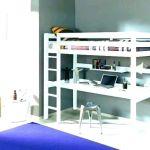 Lit Mezzanine Bois Blanc Le Luxe 35 Idées De Design Lit Mezzanine Bois Blanc 2 Places Meubles