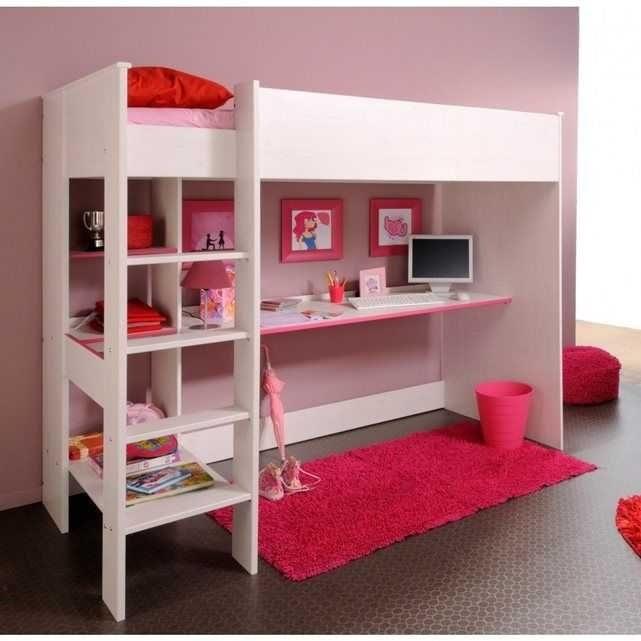 Lit Mezzanine Bureau Enfant Beau Bureau Enfant En Bois élégant Lit Mezzanine Enfant 90—200 En Bois
