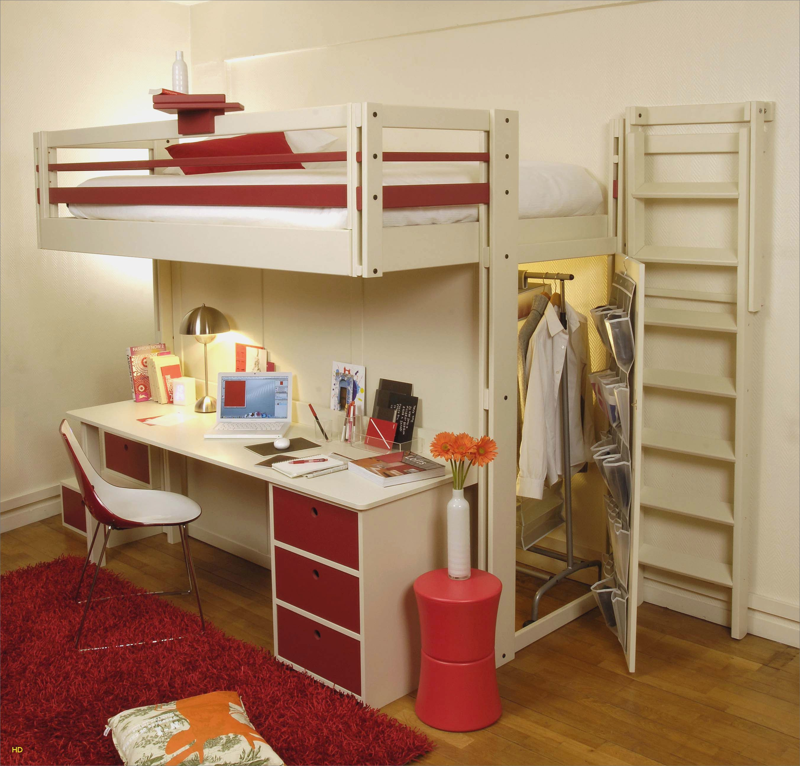 Lit Mezzanine Bureau Enfant De Luxe Belle Chambre Mezzanine Enfant  Chambre Mezzanine Ado Chambre Lit