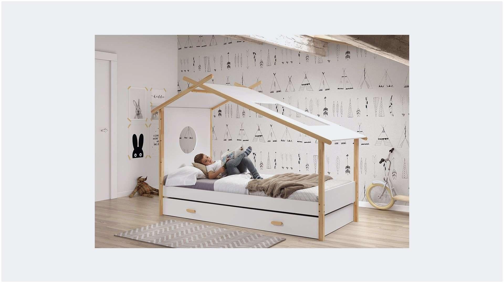 Lit Mezzanine Cabane Élégant Elégant 26 Idées Lit Cabane Delamaison Home Design Inspirasti Pour