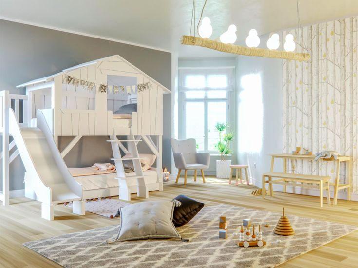 Lit Mezzanine Cabane Inspirant Lit Mezzanine toboggan Luxe Lit Cabane Enfant Prix Et Mod¨les Sur Le