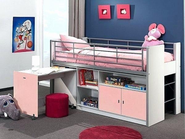 Lit Mezzanine Clic Clac Unique Lit Mezzanine 1 Place Avec Bureau Beau Lit Bureau Mezzanine Meilleur