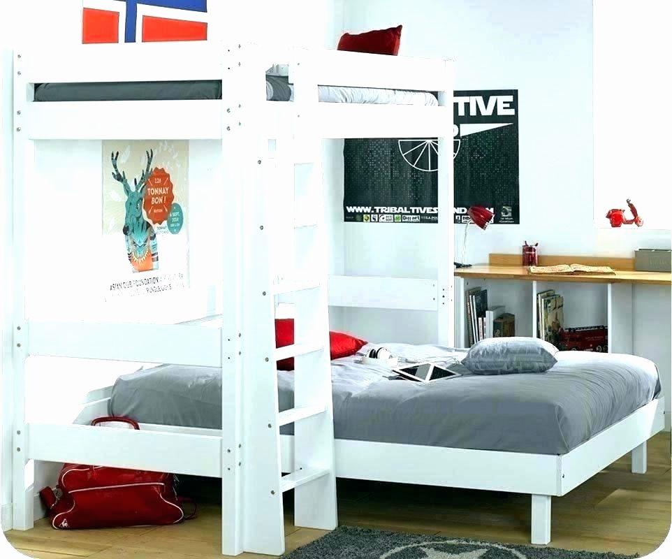 Lit Mezzanine Deux Places Charmant Lit Superpose Deux Places Nouveau Lit Mezzanine 3 Places Ikea