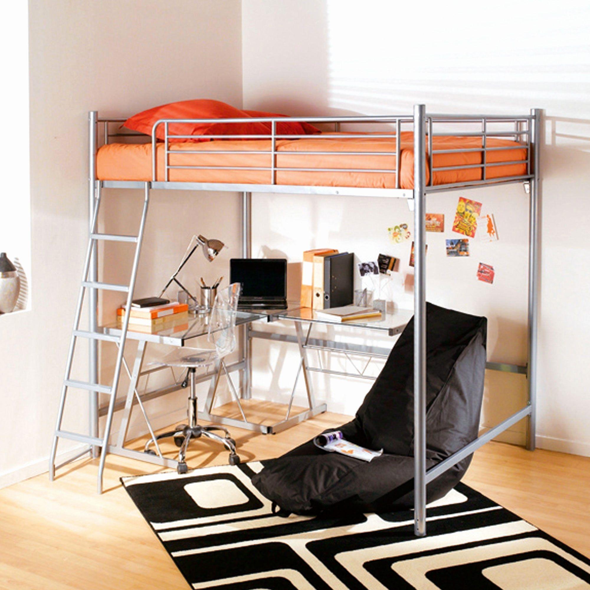 Lit Mezzanine Deux Places Luxe Lit Superpose Deux Places Nouveau Lit Mezzanine 3 Places Ikea
