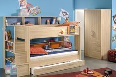 Lit Mezzanine Double Le Luxe 16 Best Bunk Beds Images