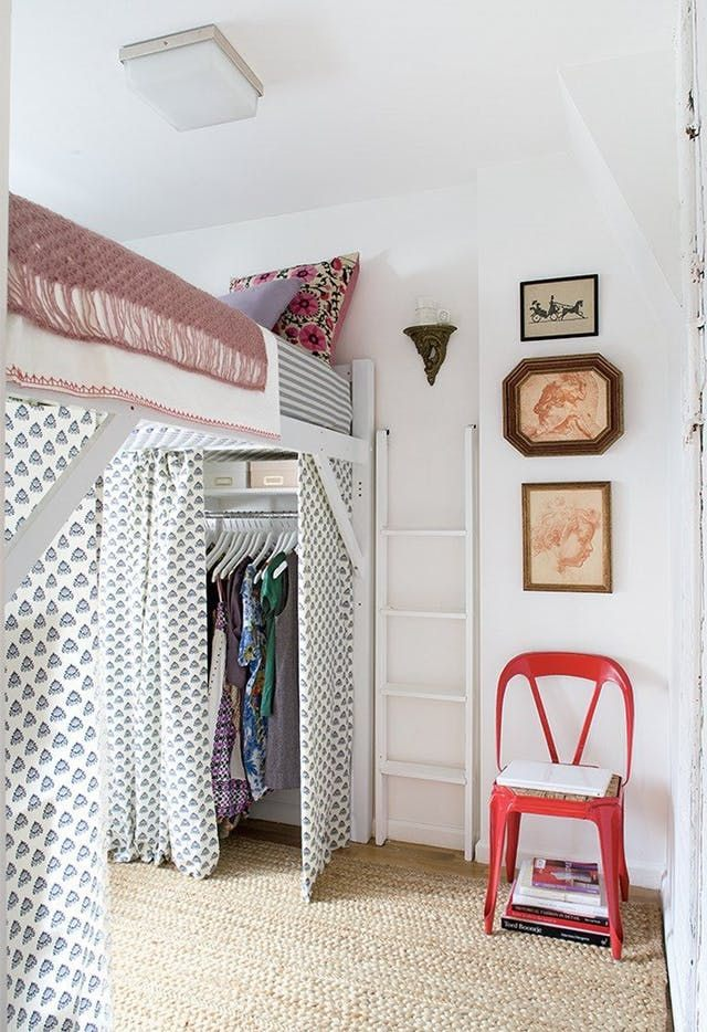Lit Mezzanine Dressing Beau 8 Of the Loveliest Modern Loft Beds Tiny House Ideas