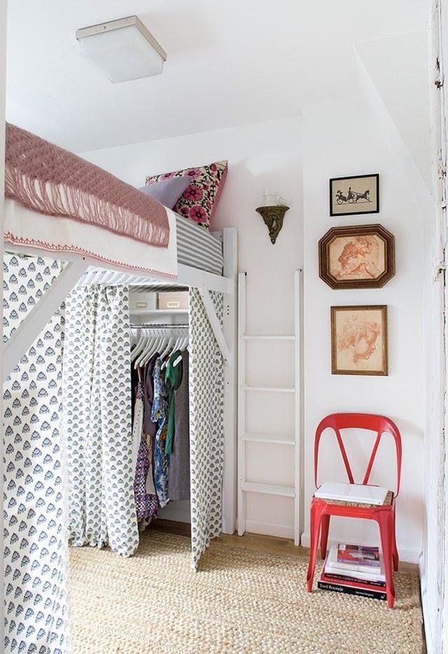Lit Mezzanine Dressing Beau 8 Of the Loveliest Modern Loft Beds Tiny House Ideas