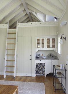 Lit Mezzanine Echelle Droite Belle 184 Meilleures Images Du Tableau Petite Maison En 2019
