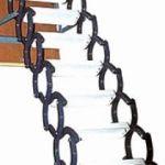 Lit Mezzanine Echelle Droite Fraîche Echelle Escamotable Mezzanine Génial Escalier Métallique Intérieur