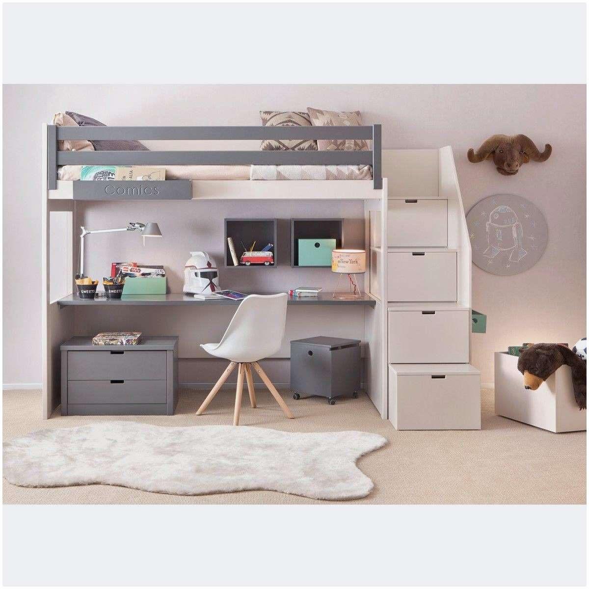 Lit Mezzanine En Fer Meilleur De Impressionnant Mezzanine Design Chambre Génial Lit En Mezzanine Luxe