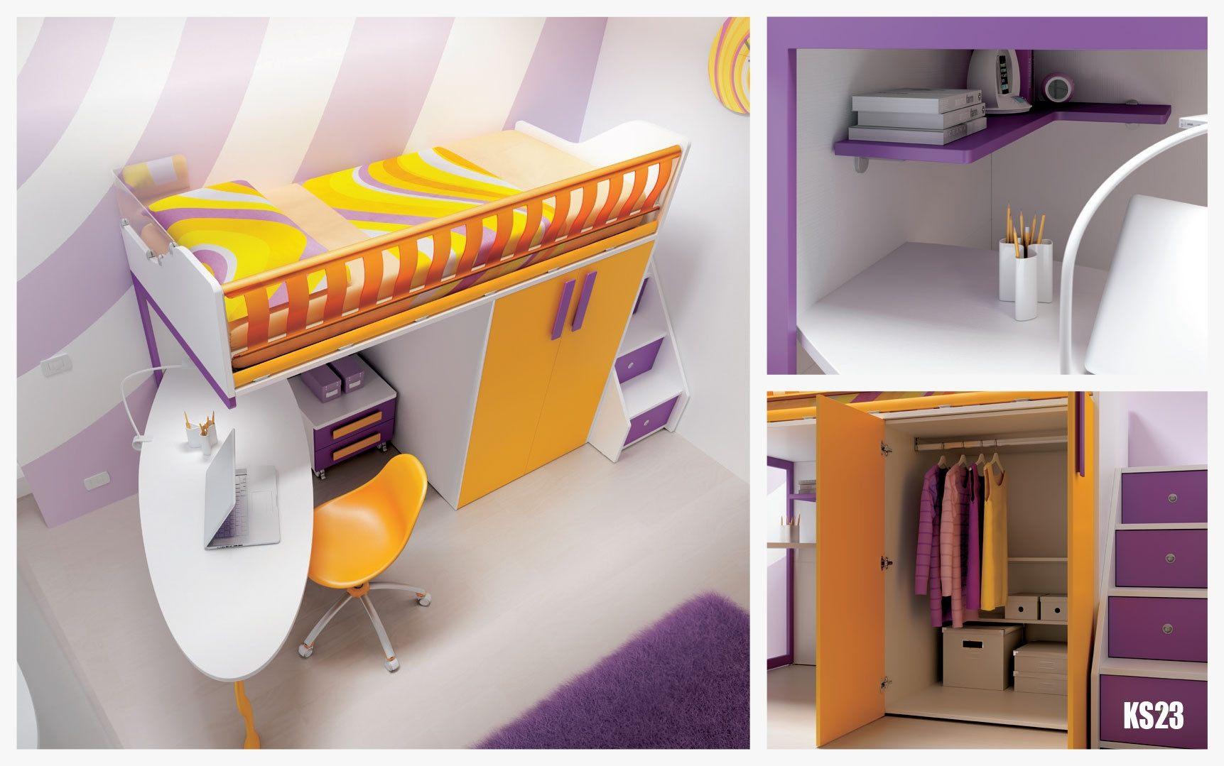 Lit Mezzanine Enfant Avec Bureau Frais Lit Enfant Mezzanine Avec Bureau Lit Mezzanine Bureau Fille Le Lit