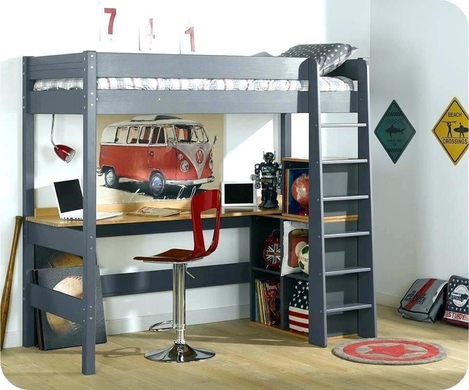 Lit Mezzanine Enfant Avec Bureau Le Luxe Lit Mezzanine Duplex Lit Mezzanine Metal 1 Place Lit Mezzanine