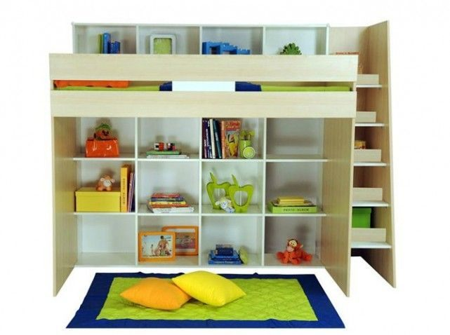 Lit Mezzanine Enfant Magnifique Les Plus Beaux Lits Mezzanines Pour Prendre De La Hauteur Et Gagner